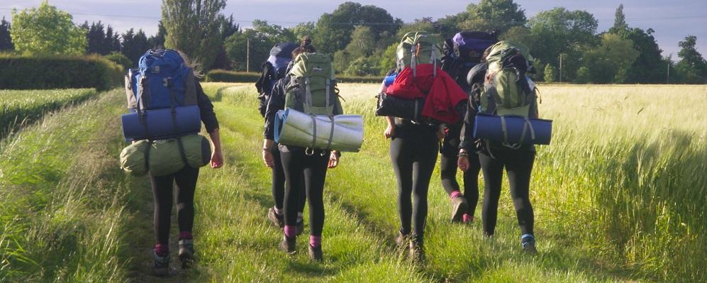 Duke of Edinburgh Award Expeditions Walking Bronze
