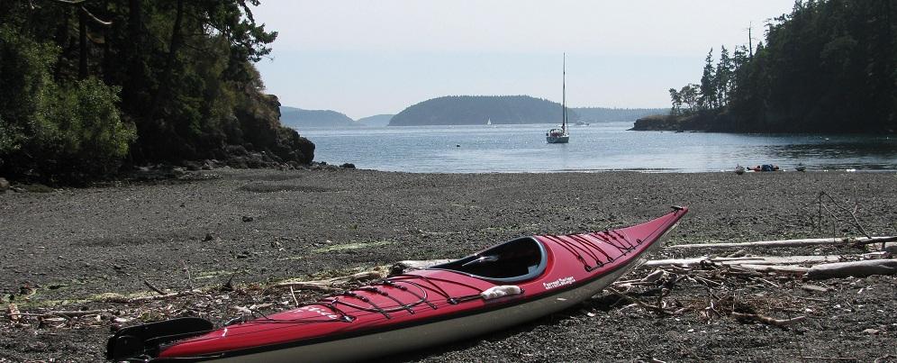 Duke of Edinburgh Award Expeditions sea kayaking
