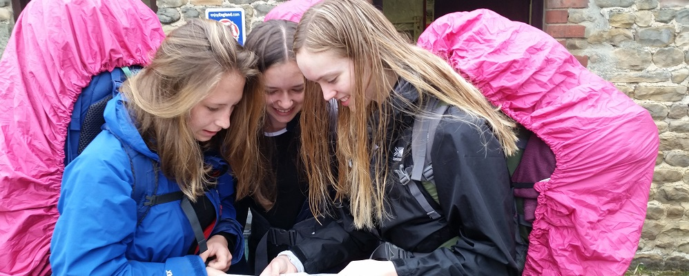 Duke of Edinburgh Gold Expeditions navigation